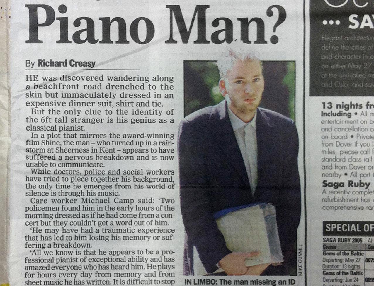 about piano man - photo #39